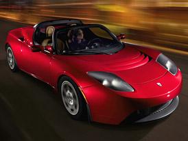 Tesla Roadster: term�ny dod�vek posunuty