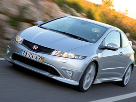 Autocar: Honda Civic Type-R také jako superdiesel 2.2 i-CTDi