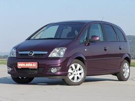 AUTO BILD TÜV Report 2007: Nejlepší tříleté ojetiny jsou Opel Meriva a Ford Fusion
