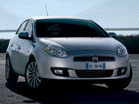 Nový Fiat Bravo na českém trhu již od 369.900,-Kč