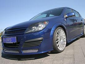Opel Astra dostala sportovní kabátek od JMS