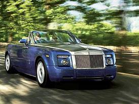 Rolls Royce Drophead má prvního majitele