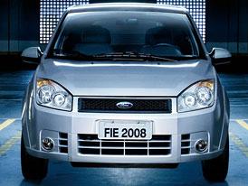 Ford Fiesta 2008: facelift pro latinskoamerické trhy