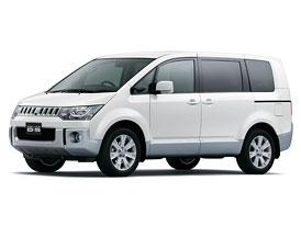 Mitsubishi Delica D:5: nový minivan s pohonem všech kol pro japonský trh