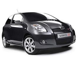 Toyota Yaris TS v Česku za 499 900 Kč