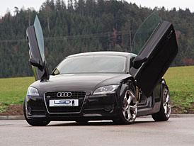 LSD Audi TT: dveře vzhůru