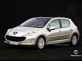 Spy Photos: Nový Peugeot 308 se představí již na podzim