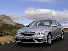 Mercedes-Benz S 63 AMG na českém trhu za 3,916 milionu korun