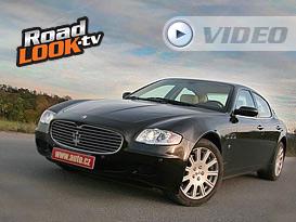 Maserati Quattroporte: osudové rozhodnutí