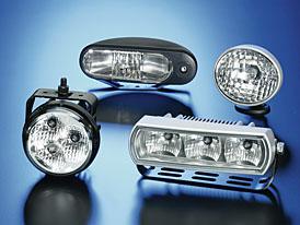 LED-světla pro denní svícení od Helly