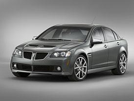 Restrukturalizace GM: Konec Pontiacu, zeštíhlení nabídky modelů i dealerské sítě