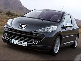 Peugeot v �enev�: 207 RC, zn. rychle a �sporn�