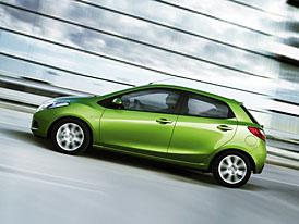 Nová Mazda2 už v Ženevě: první oficiální foto