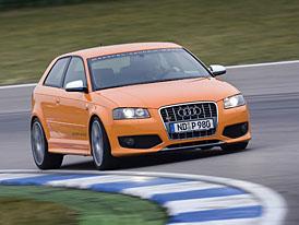 MTM Audi S3: v�konov� na �rovni 911 Carrery