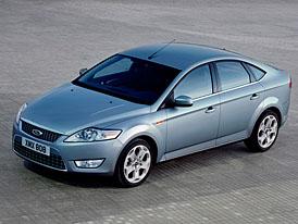 Nový Ford Mondeo – oficiální snímky a bližší informace