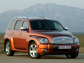 "Chevrolet v Ženevě: ""retro model"" HHR"