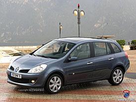 Spy Photos: Renault Clio kombi