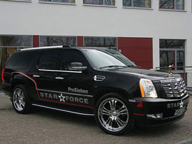 GeigerCars Cadillac Escalade STAR FORCE