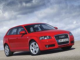 Audi A3 dostává malý čtyřválec 1,4 TFSI (92 kW)