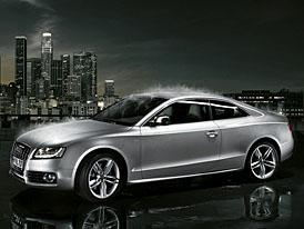 Nové Audi A5 a rychlé S5: první fotografie