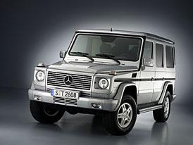 Facelift pro Mercedes-Benz třídy G