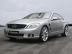 Lorinser upravil Mercedes-Benz třídy CL