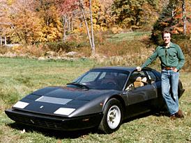 Ferrari & hvězdy stříbrného plátna
