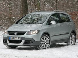 Volkswagen CrossGolf: prvn� j�zdn� dojmy