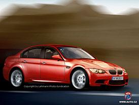 Spy Photos: Nové BMW M3 již bez maskování