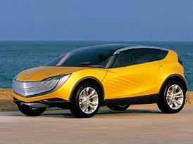 Mazda Hakaze: druhá studie vycházející z koncepce Nagare
