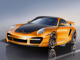 TechArt GTstreet: 911 Turbo na druhou