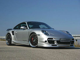 Speedart-Porsche: Turbo s výkonem 600 koní