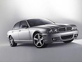 Inovovaný Jaguar XJ: první fotografie a informace