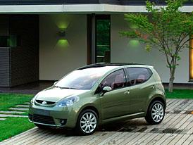Italdesign v Ženevě: Daihatsu D-Compact X-Over, Ford Mustang a studie Vadhò