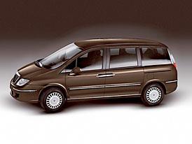 Lancia v Ženevě: čtyři akční modely a nové koncepty