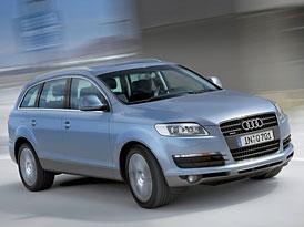 Audi Q7 3.0 TDI nyní se 176 kW a 550 Nm