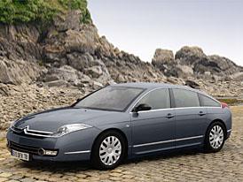 Citroëny C5 a C6 dostanou nový šestiválec 3.0 HDi
