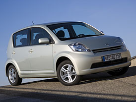 Nové Subaru Justy z dílny Daihatsu na podzim
