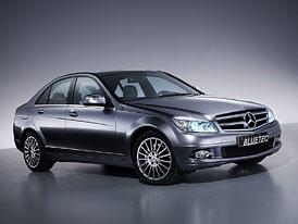 Mercedes-Benz Vision C 220 BLUETEC: čistý čtyřválcový vizionář