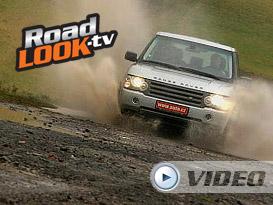 Range Rover TDV8: skrytá identita (video)