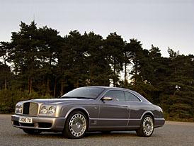 Ženeva živě: Bentley doplňuje modelovou řadu o Brooklands coupe