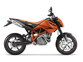 Přijde KTM v roce 2008 s Dukem III 690?