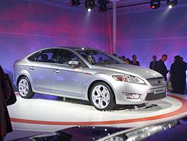 Ford Mondeo v Ženevě – budoucí hvězda střední třídy?