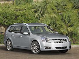 Cadillac BLS Wagon: nové kombi pro Evropu