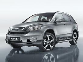 Vylepšení pro novou Hondu CR-V: tovární Aero Performance Pack