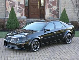 Predator Cadillac CTS-V: dva kompresory a 806 koní