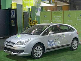 Citro�n C4 BioTech: francouzsk� eko-odpov��