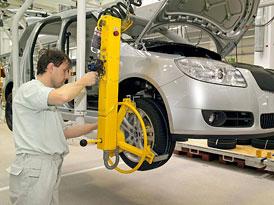Škoda navrhla růst mezd o 2,5 % od dubna, odbory odmítly