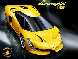 Lamborghini Alar 777: italský supersport z Argentiny