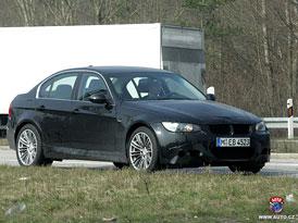 Spy Photos: BMW M3 také jako sedan a kabriolet
